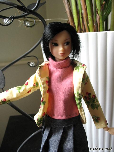 Da Xia [Momoko Midnight Crossing] veste à frais bas page 1 ! Straw04