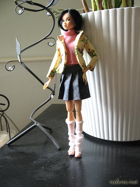 Da Xia [Momoko Midnight Crossing] veste à frais bas page 1 ! Straw05